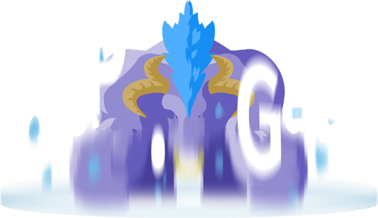 OP.GG Logo (Alistar, the Minotauros)