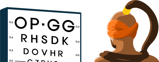 OP.GG Logo (Vision test)
