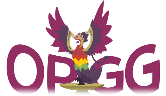 OP.GG Logo (Festival Queen Anivia)