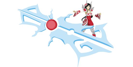OP.GG Logo (Irelia, the Will of the Blades)