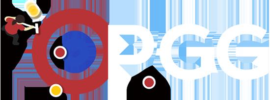 OP.GG Logo (Curling)