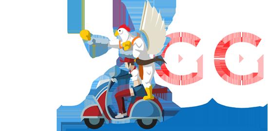 OP.GG Logo (Pizza Delivery Sivir & Birdio)
