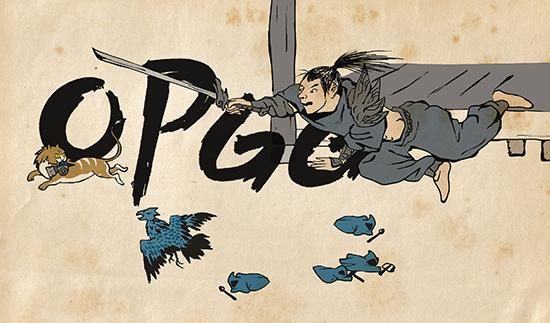 OP.GG Logo (Pajuk-Do)