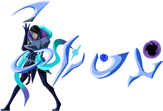 OP.GG Logo (Aphelios)