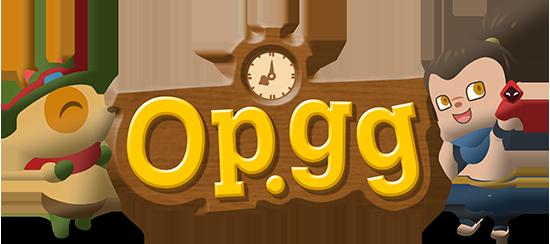 OP.GG Logo (Summoner Crossing)